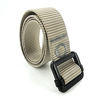 Dew Tactical Nylon Duty Buckle Belt For Men Military Style Casual Outdoor Adjustable Waistband