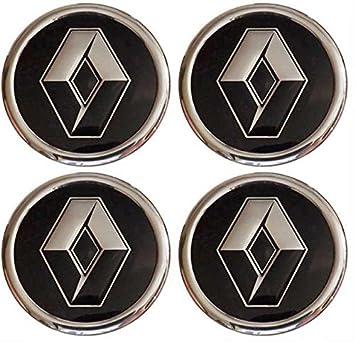 Emblema adhesivo Renault 4 x 56 mm aluminio para llantas y tapacubos: Amazon.es: Coche y moto