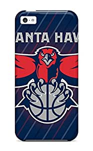 4869199K523557384 basketball nba atlanta hawks NBA Sports & Colleges colorful iPhone 5c cases