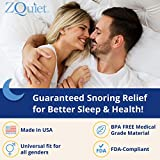 ZQuiet Anti-Snoring Mouthpiece Solution, 2-Size