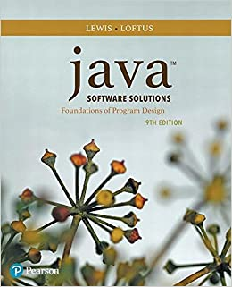 Java software solutions 9th edition john lewis william loftus turn on 1 click ordering for this browser fandeluxe Images