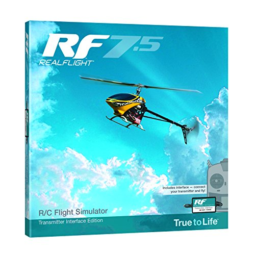 Great Planes RealFlight 7.5 RC Flight Simulator with Wired (Great Planes Rc)