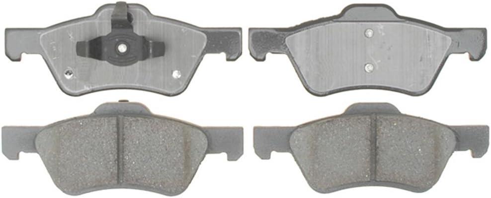 Raybestos ATD1047C Very popular! Advanced Technology Ceramic Se Disc Brake Sales Pad