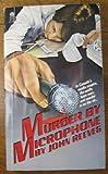 Murder by Microphone, John Reeves, 0380437295