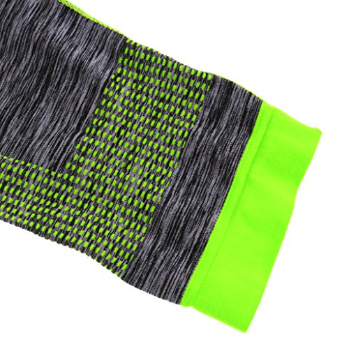 Sharplace 2 Pezzi Pantaloni Donne Sport Yoga Leggings Palestra Jogging Compressione In Esecuzione