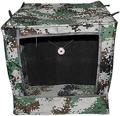 FLAMEER Caja De Objetivos Insonorizada Plegable Recicle La Caja De ...