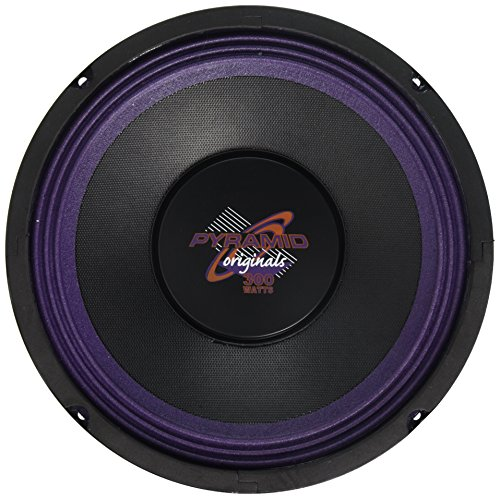 10 inch paper cone subwoofer - 4