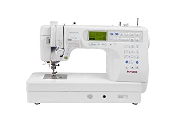 Janome 6600 Review
