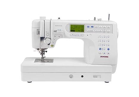 Janome 6600P - Máquina de coser