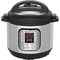 Instant Pot DUO80 8-Quart Multi-Use Pressure Cooker + $10 Kohls Cash