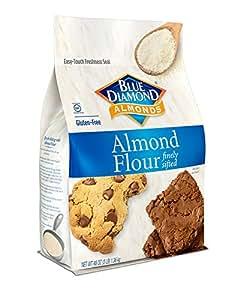 Amazon.com : Blue Diamond Almond Flour, 3 Pound : Grocery