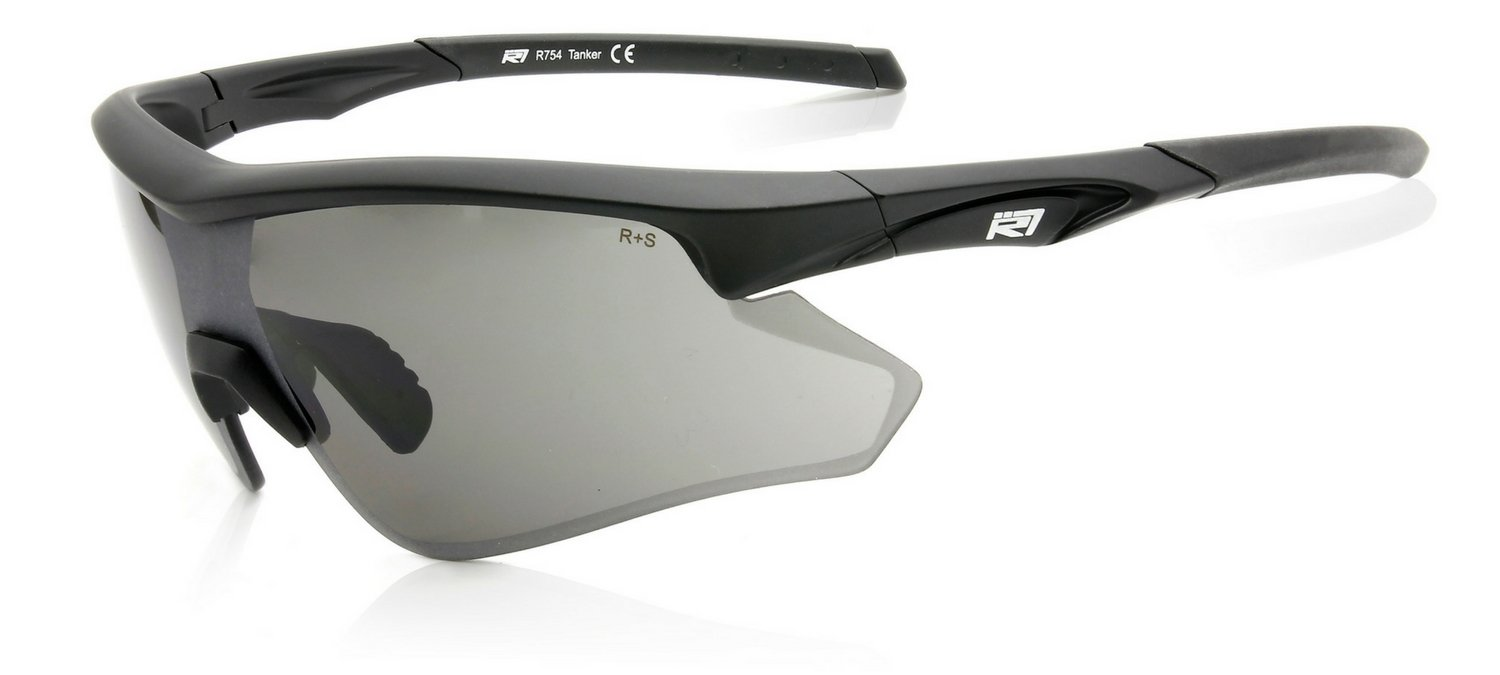 5f110cc14a4 Amazon.com  Safety Wrap-Around ANSI Sunglasses Z87.1+ Premium Eye  Protection