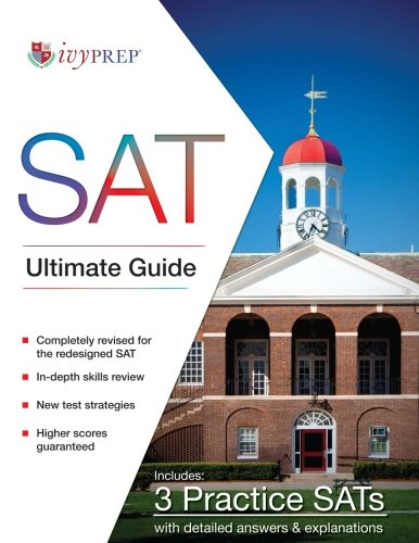 New SAT Ultimate Guide: For the Redesigned SAT