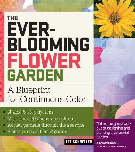 The Ever-Blooming Flower Garden: A Blueprint for Continuous Color