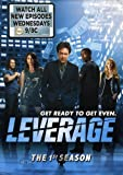 Leverage: First Season [DVD] [Import]