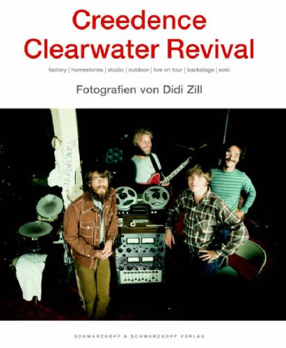 Creedence Clearwater Revival: Factory, Homestories, Studio, Outdoor, Live on Tour, Backstage, Solo
