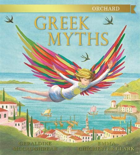 The Orchard Book of Greek Myths (Theseus And The Minotaur Myth For Kids)