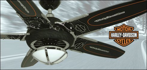 Harley davidson ceiling fan amazon harley davidson ceiling fan mozeypictures Gallery