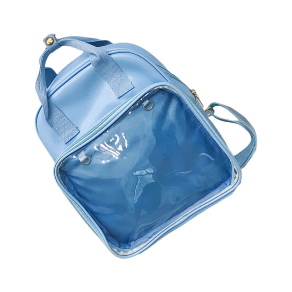 TENDYCOCO Rucksack gelee s/ü/ßigkeiten Buch Tasche Schulter Schulrucksack Rucksack Reisetasche f/ür Kinder m/ädchen Frauen-beige