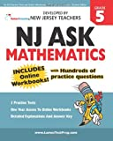 NJ ASK Practice Tests and Online Workbooks - 5th Grade Mathematics - Student Edition, Lumos Learning, 1456346598