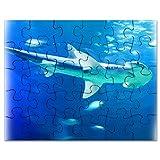 CafePress - Hammerhead Shark - Jigsaw Puzzle, 30 pcs.