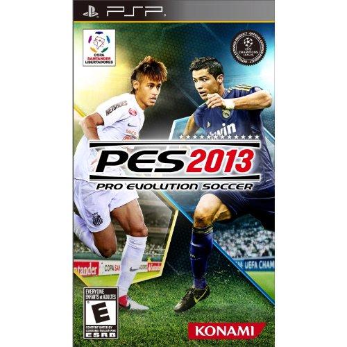 Pro Evolution Soccer 2013 - Sony PSP
