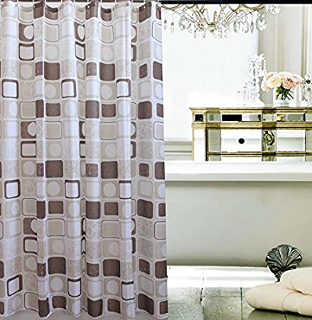 Coffee Cream Shower Curtain Innovative Design That Creates More