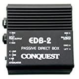 Conquest Sound EDB2 Passive Direct Box