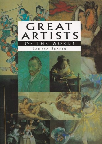Download Great Artists of the World PDF
