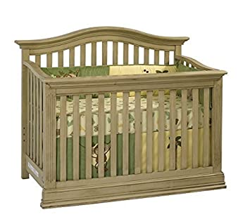 Suite Bebe Dakota 4 In 1 Convertible Crib Driftwood