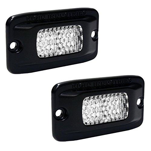 Series Backup Light (Rigid Industries 980013 SR-M Series LED Back Up Light)