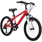 Diamondback Bicycles Youth 2015 Octane 20 Complete Hard Tail Mountain Bike, 20-Inch Wheels/One Size, Red