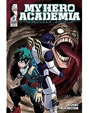 My Hero Academia, Vol. 6 (Volume 6): Struggling