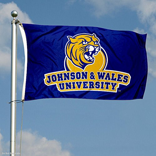 John and Wales Wildcats Flag