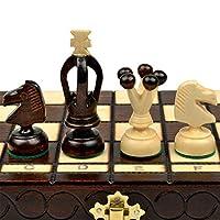 """King's"" European International Chess Set - 11.8"""