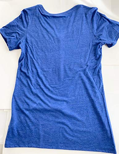 Nike Womens Crew Neck Short Sleeve Graphic T-Shirt DC8772 495 Size 2