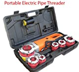 2'' Portable Electric Pipe Threader Machine