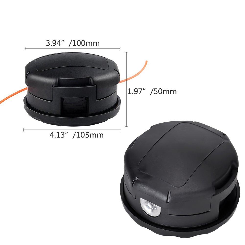 Amazon.com: senrob cabezal de corte para velocidad de Echo ...
