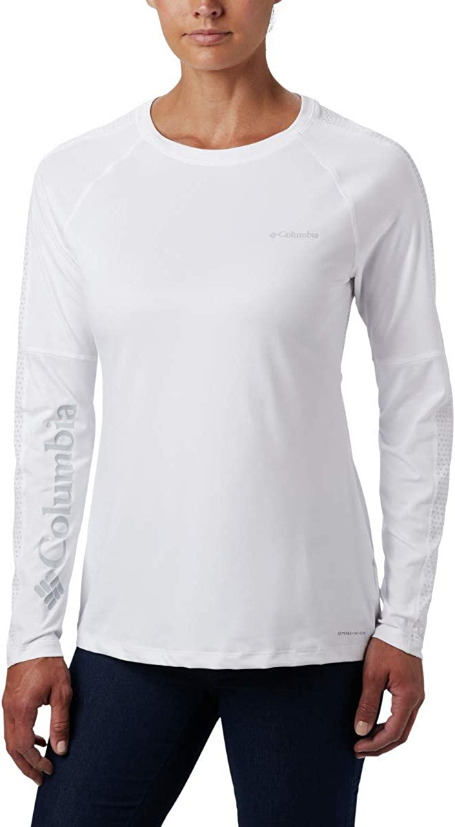 Columbia Women's Windgates LS Tee
