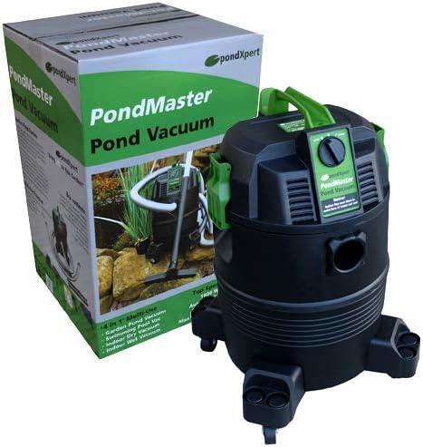 PondMaster - Aspiradora para Estanque (1400 W): Amazon.es: Jardín