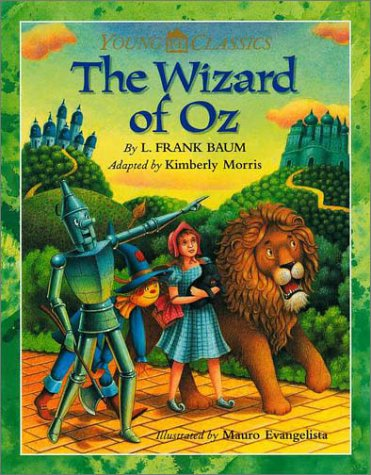 the allegory of the wizard of oz by frank baum Frank baum, author of the wizard of oz books, stated that he wrote the stories to entertain children but allegories abound interpreting his fantasy story as commentary on political, economic, cultural and spiritual environments.