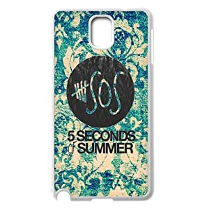 Retro Design The Music Band 5SOS2 for Samsung Galaxy noet 3 i9000 Phone Case ATD270429