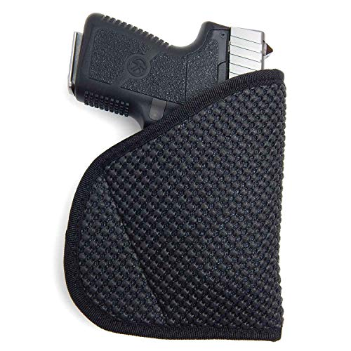 Active Pro Gear IWB/Pocket Concealed Carry Holster   Non-Slip Clipless Friction held Holster for Concealed Carry (KAHR: PM9, CM9)
