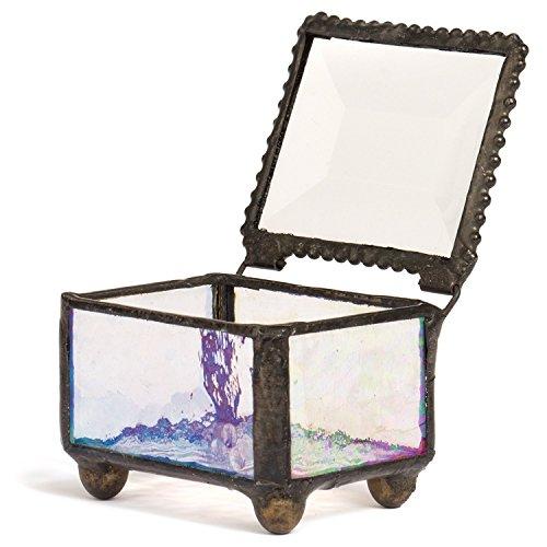 glass jewelry box - 6