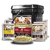 Wise Foods 84 Servings Breakfast Entree GrabGo Gluten Free Kit, Black