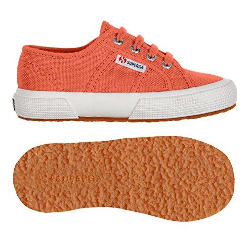 Jcot Superga Sneakers Classic Red Enfant Coral Mixte 2750 Basses gzwzf5