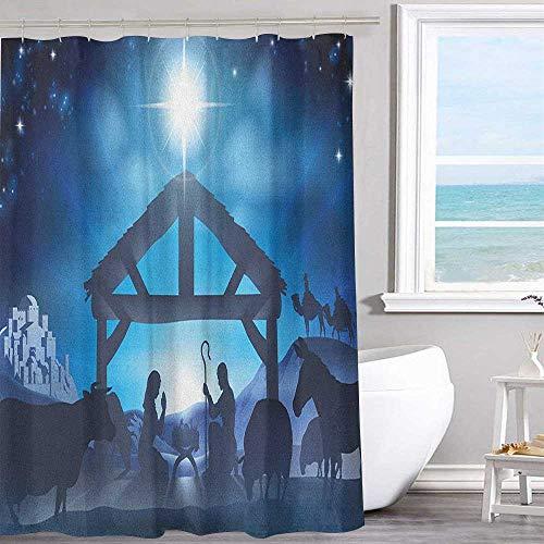 MKOK Family Shower Curtain 60