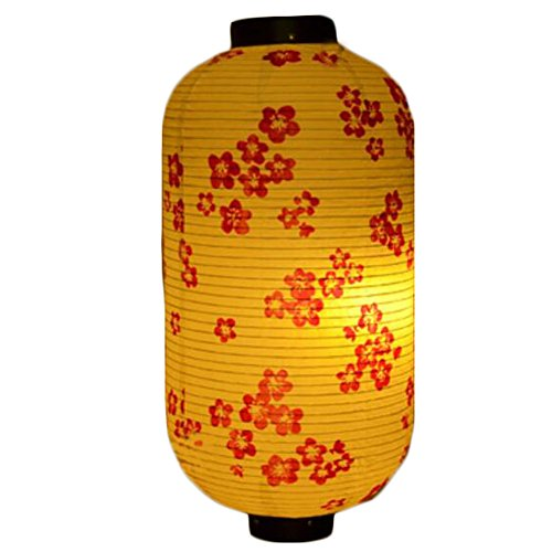 George Jimmy Japanese Style Hanging Lantern Sushi Restaurant Decorations -A30 by George Jimmy