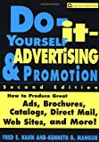 img - for Do-It-Yourself Advertising and Promotion: How to Produce Great Ads, Brochures, Catalogs, Direct Mail, Web Sites, and More! (Wiley Small Business Edition) book / textbook / text book