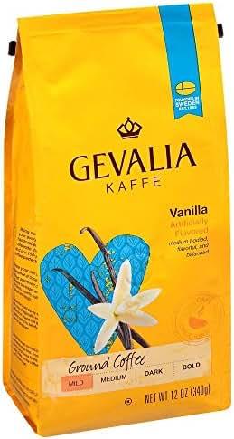Coffee: Gevalia Vanilla Roast